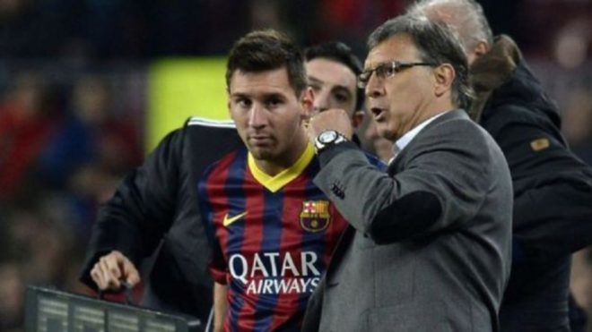 Tata Martino: Is the Barcelona DNA still so strongly represented after the exits of Xavi and Iniesta?