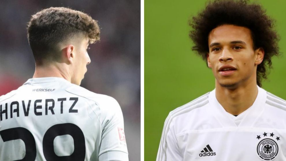 Leroy Sane Appears To Have Confirmed Kai Havertz's Move To Chelsea