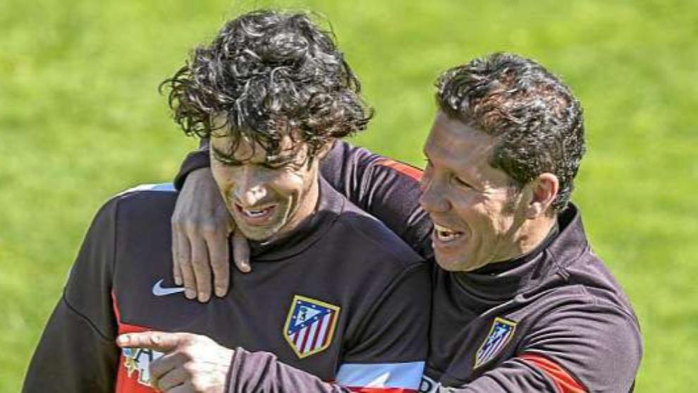 Tiago y Simeone