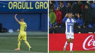 Cazorla se despide en un partido y Óscar Rodríguez celebra un gol...