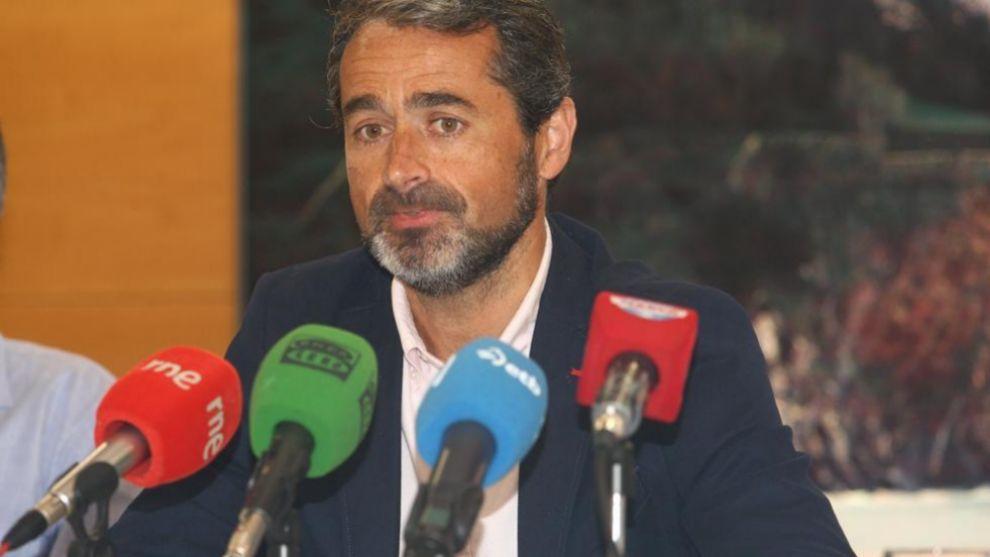 """Nacho Núñez: """"No sería bueno para el baloncesto y la ACB otro 'Caso Obradoiro'"""""""