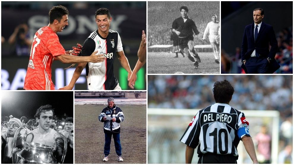 La historia de la Juventus en 10 momentos