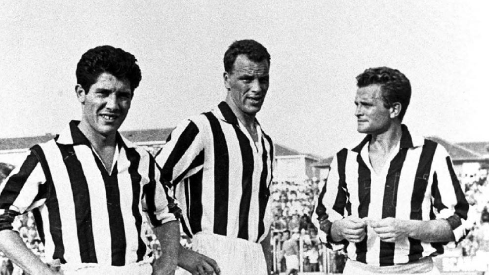 El tridente mágico ha sido una de las mejores delanteras del fútbol italiano