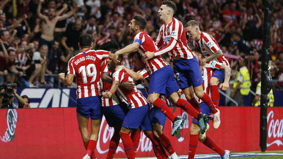 Champions League: Ten reasons why Atletico Madrid can win ...