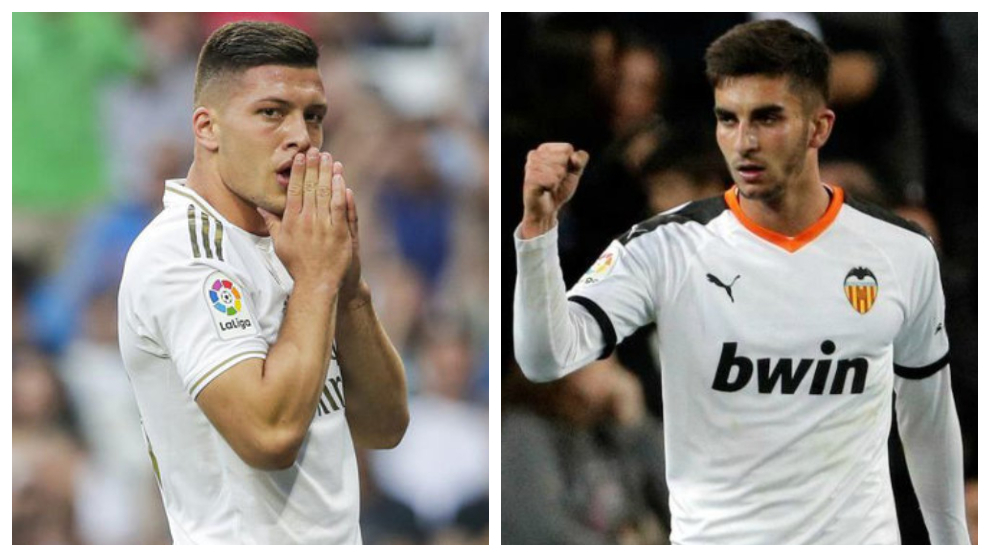 Friday's transfer round-up: Newcastle keen on Jovic, Valencia want big money for Ferran...