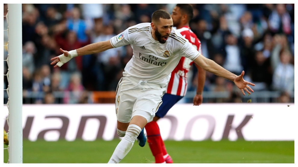 Captain Benzema looks for his night of glory in the Champions League