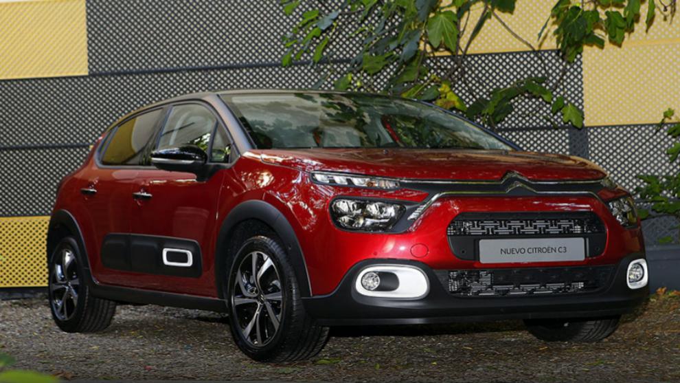 El nuevo Citroën C3 2020.