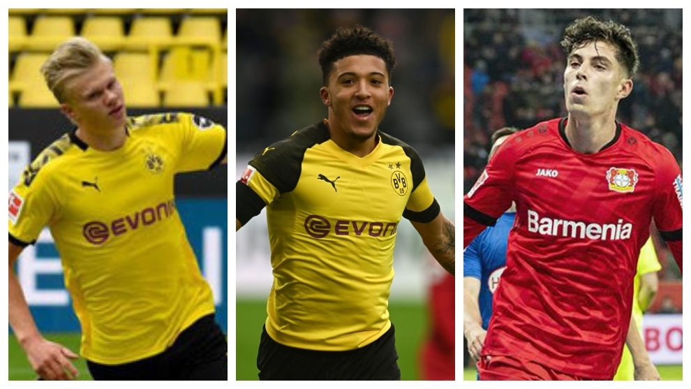 the most valuable players in the bundesliga marca in english most valuable players in the bundesliga