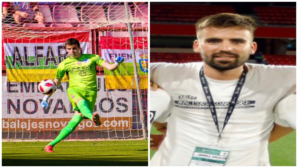 Granada goalkeeper sparks controversy by displaying political message