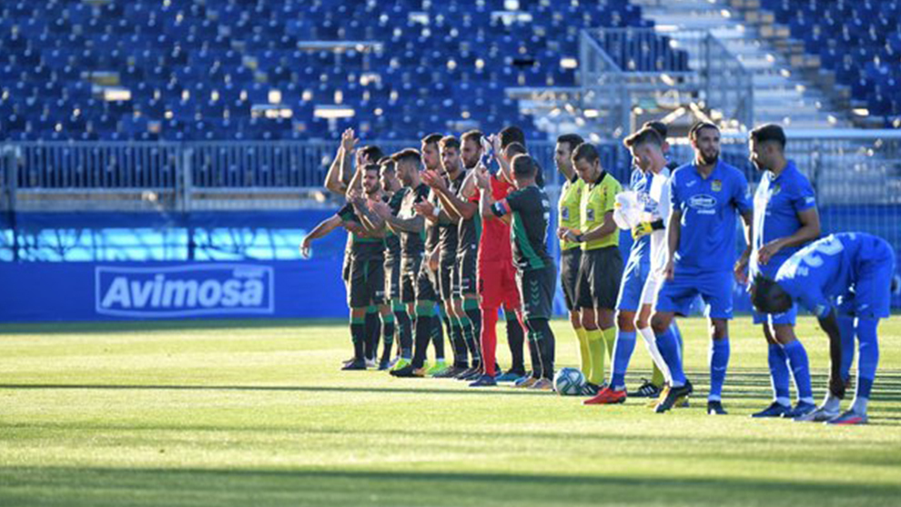 Fuenlabrada confirm 12 more cases of COVID-19 at the club