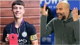 Hace 600 goles con el Manchester City pero se va y firma con el United