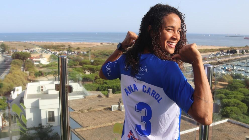 Ana Carol, uno de los fichajes del Sporting de Huelva para la nueva...
