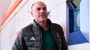 Rodrigo Fernández, director deportivo del León, habló  de los retos...