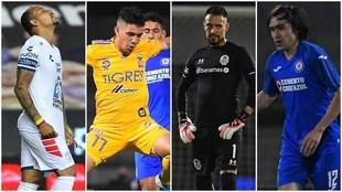 Fichajes futbol mexicano 2020: Las nuevas contrataciones, altas y...