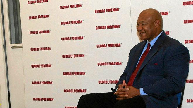 """Foreman, sobre la pelea Tyson - Roy Jones: """"Me preocupa que se lastimen de gravedad"""""""