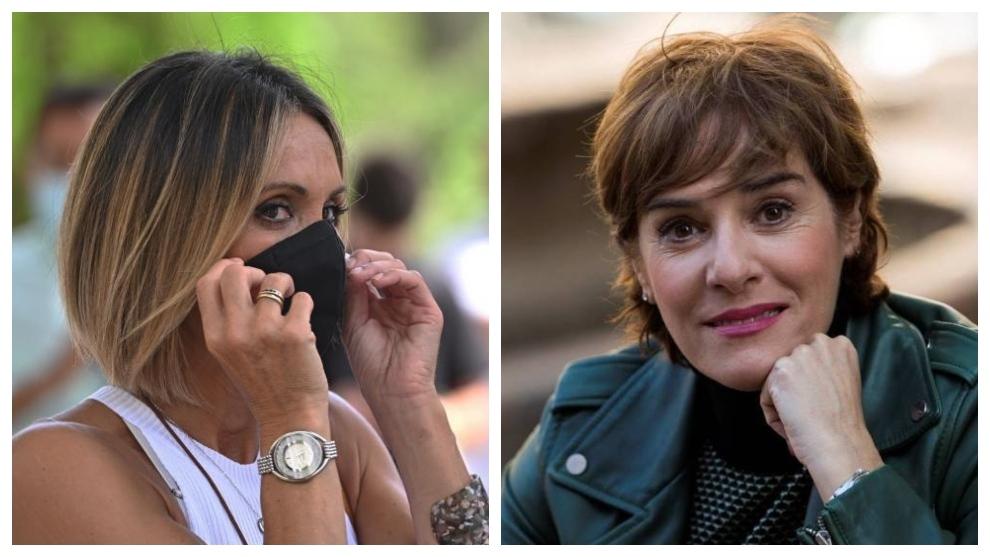 Anabel Alonso - Cristina Sánchez: Rifirrafe a cuenta de los toros y...