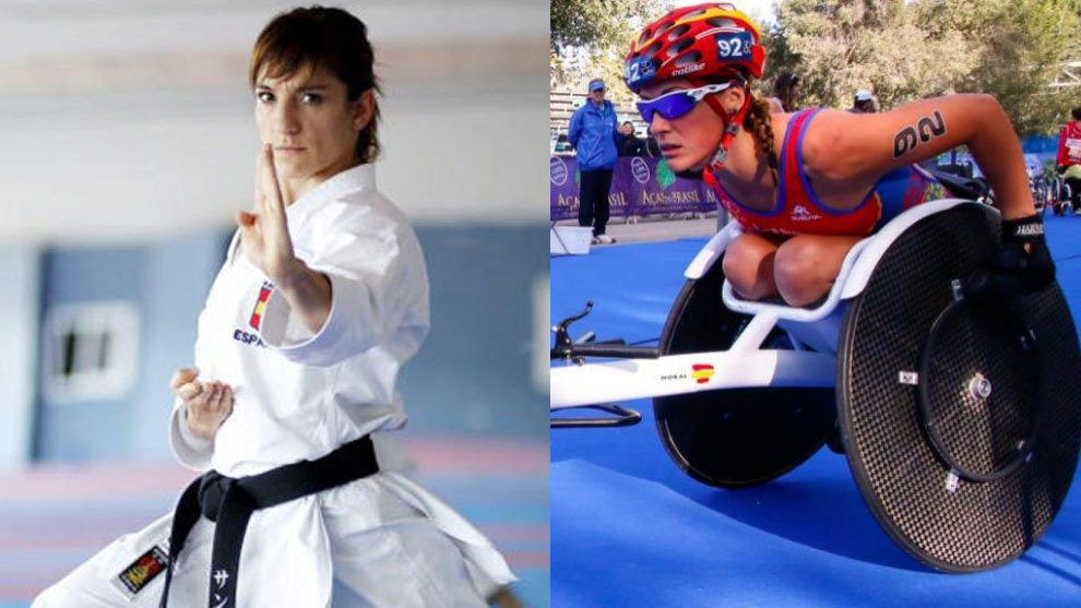 Sandra Sánchez y Eva Moral. Entre la incertidumbre y la ilusión