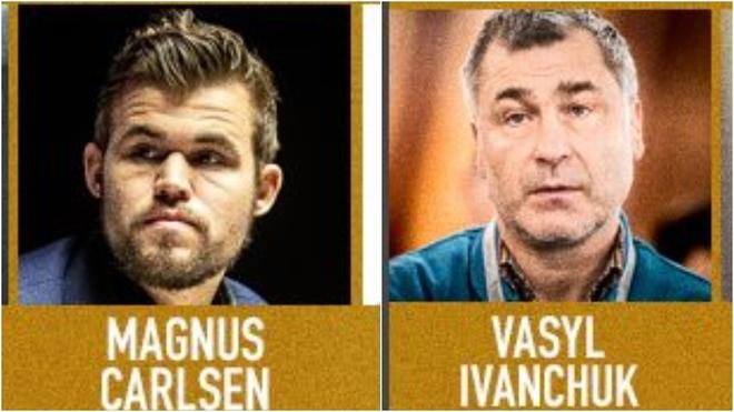 Carlsen - Ivanchuk, así fue la quinta jornada del Chess24.com Leyendas