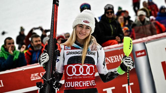 Mikaela Shiffrin