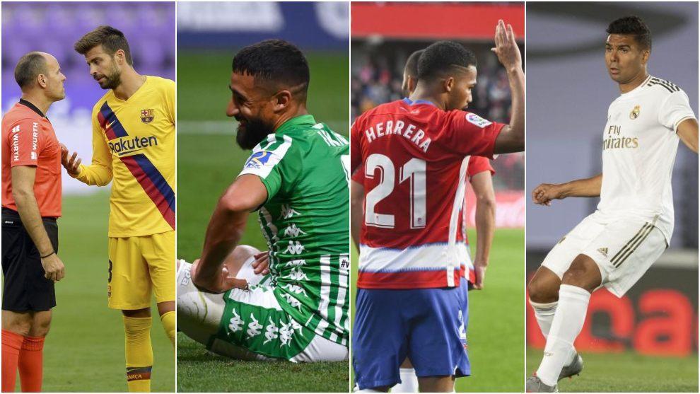 Los datos más reveladores de la temporada 2019-20 de LaLiga
