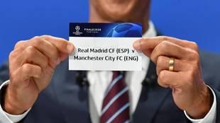 El Manchester City - Real Madrid, bajo la amenaza de la cuarentena obligatoria