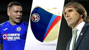 Cruz Azul y Santos son los equipos que más afectados han sido por el...