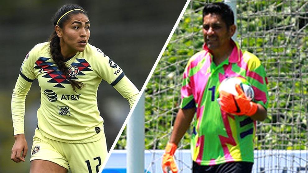 Futbol Femenil Estefania Fuentes Revela La Popularidad Que Tiene Jorge Campos En Italia Marca Claro Mexico