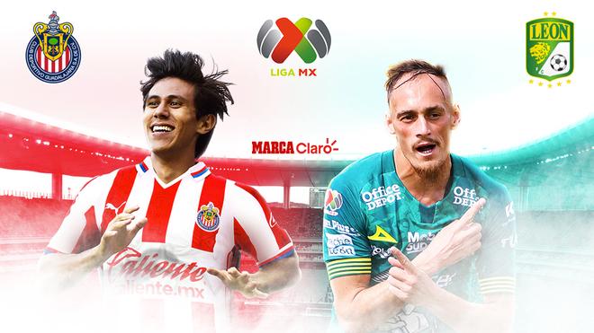 Chivas vs León en vivo y en directo online; el minuto a minuto al...