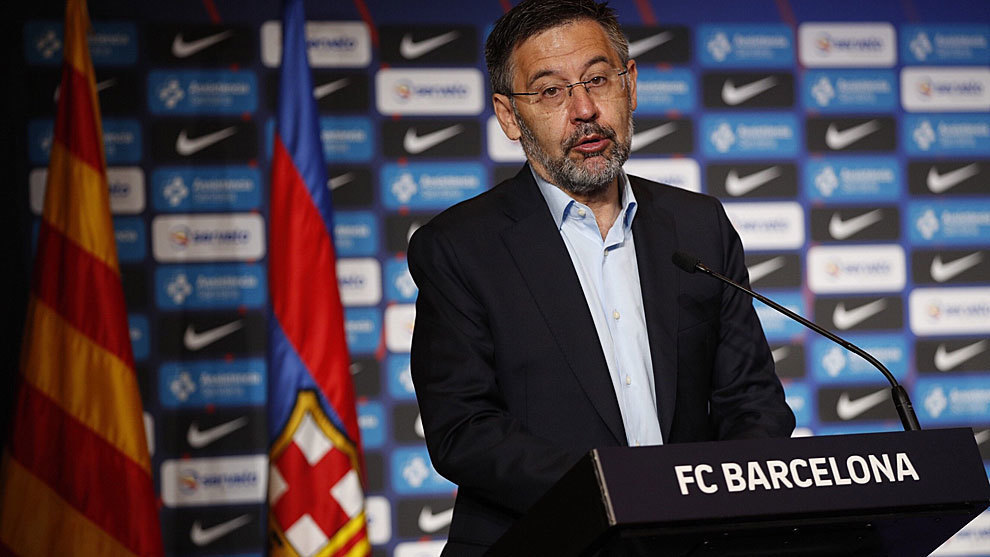 Bartomeu: My relationship with Xavi is great, but Setien is Barcelona's coach