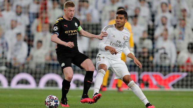El City-Real Madrid, un problema de estado