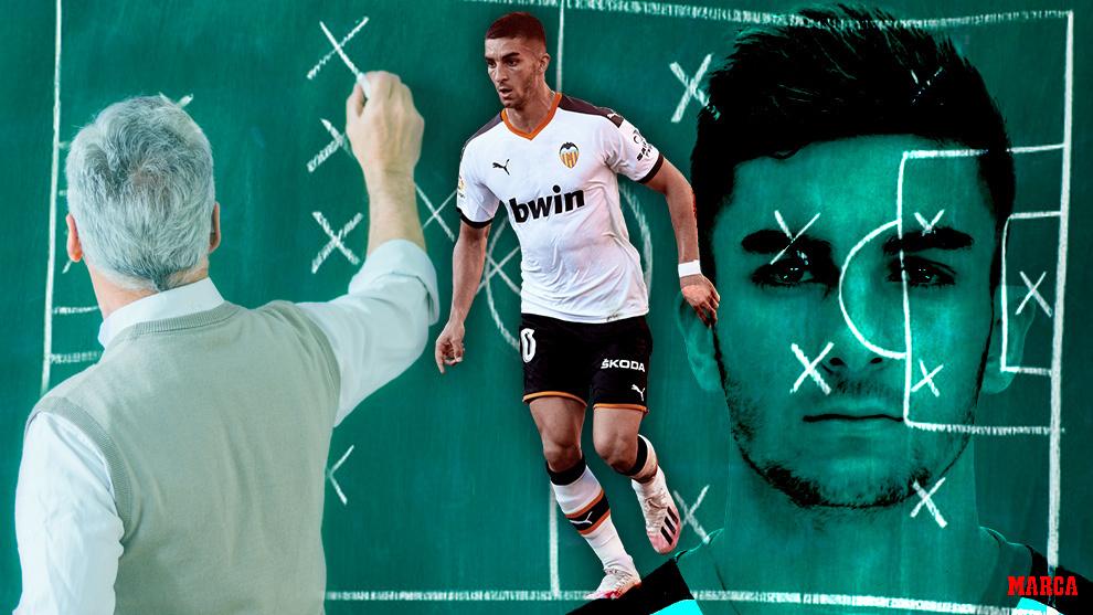 Ferran Torres, el nuevo Silva que quiere el Manchester City