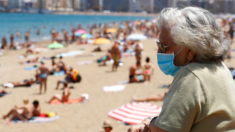 ¿Cómo evitar contagios de coronavirus durante el verano?