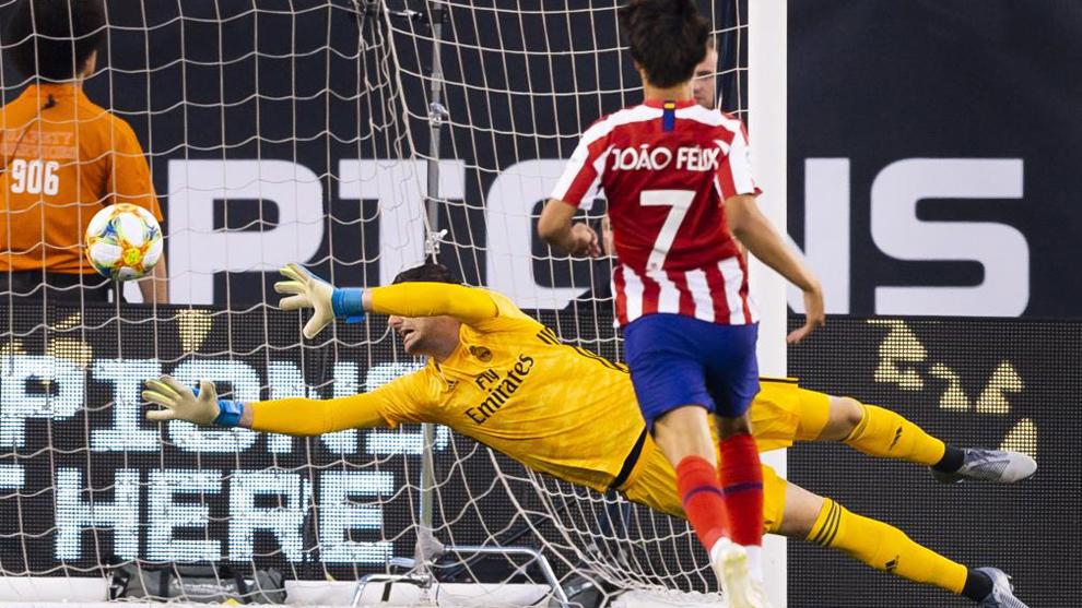 Atltico de Madrid: Se cumple un ao de la goleada nunca vista del Atltico al Real Madrid