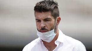 Álex Diego reconoce la actitud de Querétaro a pesar de la derrota...
