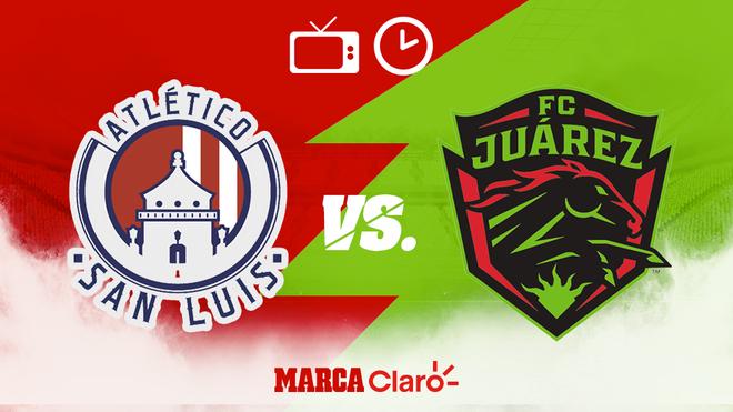 San Luis vs FC Juárez: Horario y dónde ver en vivo.