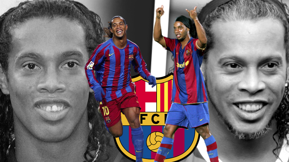 Barcelona I Played With Ronaldinho The Standing Ovation At The Bernabeu Showed How Good He Was Marca In English