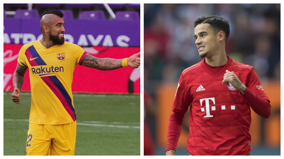 Monday's transfer round-up: Coutinho to the Premier League? Vidal to stay at Barcelona?