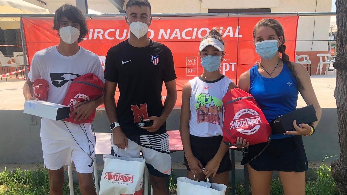 Iker Sevilla y Lucía Ibarrola ganan en El Collao el quinto MARCA...