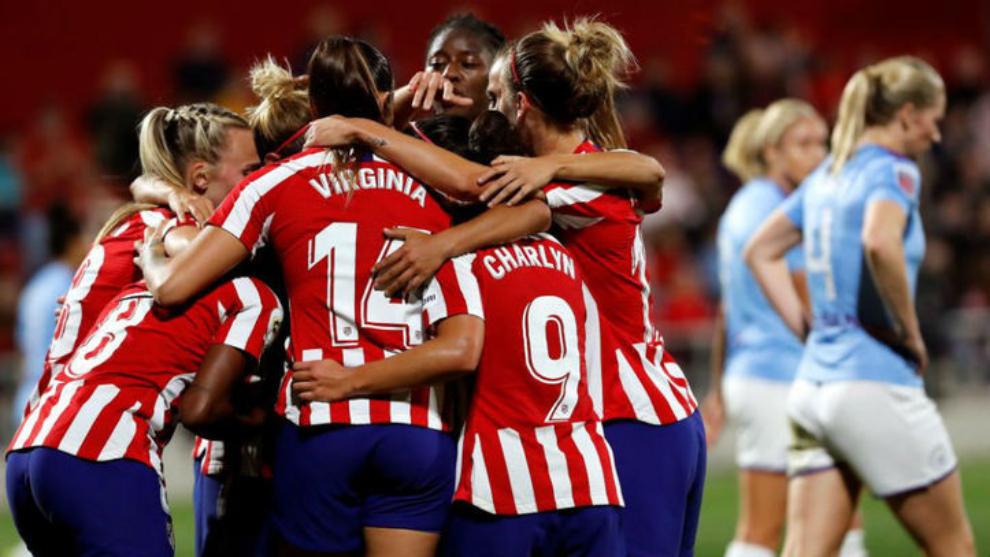 La Champions League femenina podría no celebrarse en España si el coronavirus lo impide