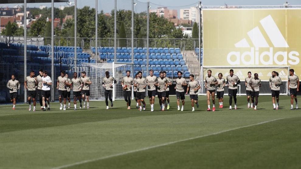 El Madrid vuelve a la carga: test hoy en sus domicilios y mañana entrenamiento