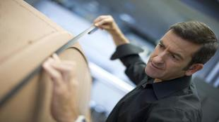 Alejandro Mesonero Romanos, ex jefe de diseño de Seat.