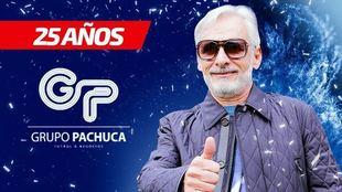 Jesús Martínez es el presidente del Grupo Pachuca