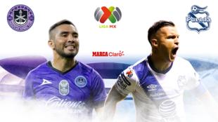 Mazatlán FC vs Puebla, en vivo.