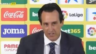 La pronunciación de Unai Emery no tiene desperdicio: ¿dos nuevos jugadores del Villarreal?