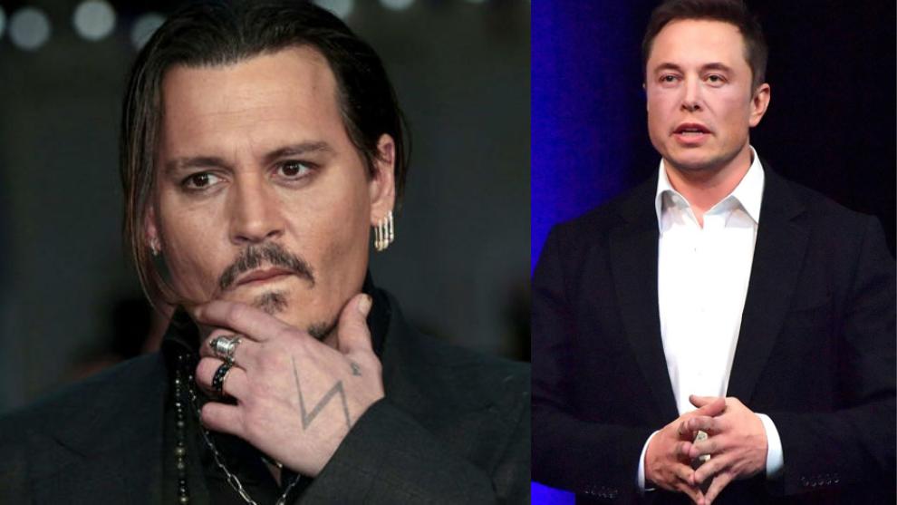 """Elon Musk reta a Johnny Depp: """"Si quiere una pelea en el ring, que me lo haga saber"""""""