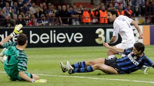 Raúl bate a Júlio César para sellar el pase a las semifinales de la...