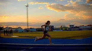 Muere, a los 19 años, la atleta Claudia Hernández Rey en un accidente de tráfico