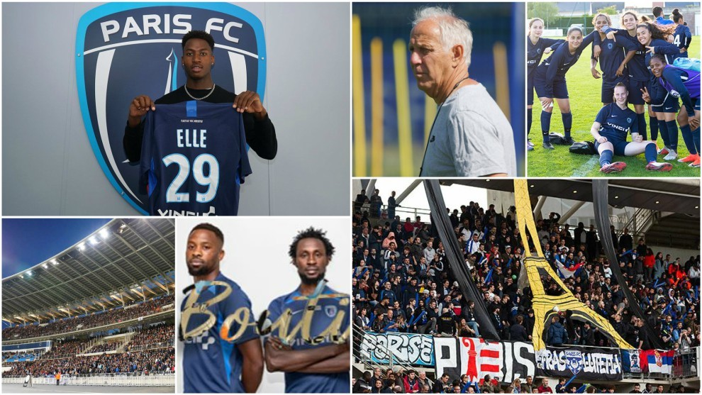 Paris FC: The new Paris Saint-Germain?