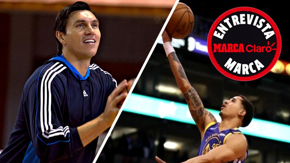 Eduardo Nájera y Juan Toscano, mexicanos en la NBA
