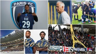 Paris FC, el nuevo rico francés que quiere amenazar el imperio PSG